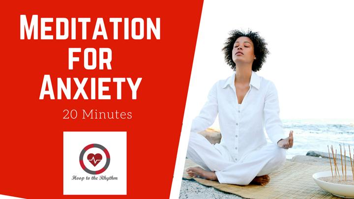 Bonus: Meditation for Anxiety