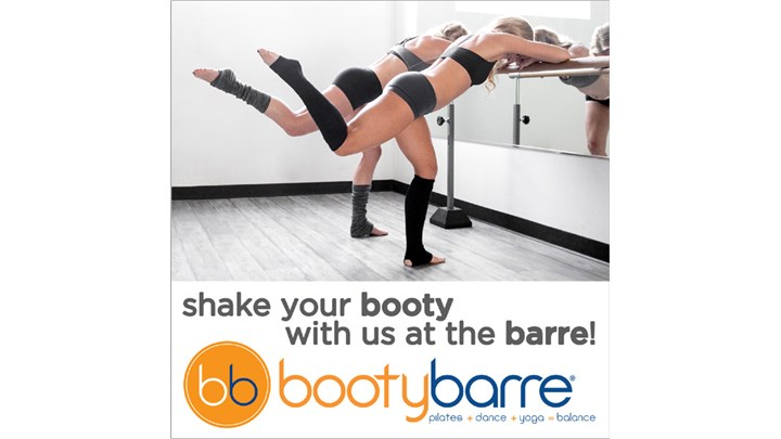 Free Booty Barre video...yours to try for the next two days!