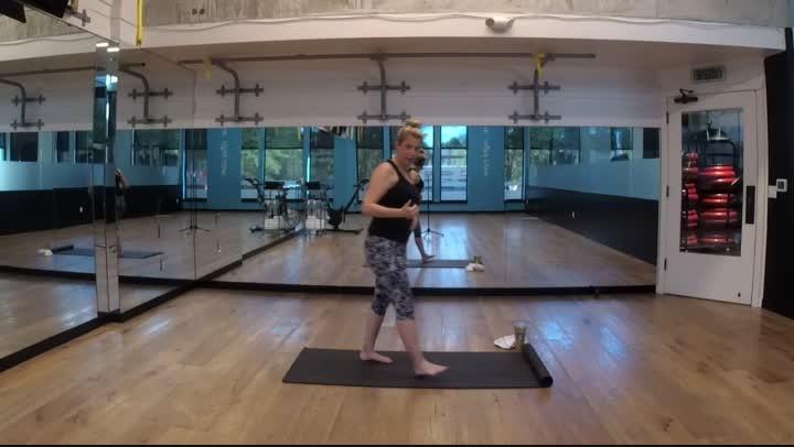 Yoga Bite 1 - Standing Series - 20 minutes - Marni