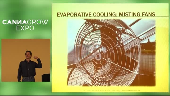 """""""Hoophouse Production"""" presentation by Todd Dalotto at CannaGrow Expo, October, 2017"""