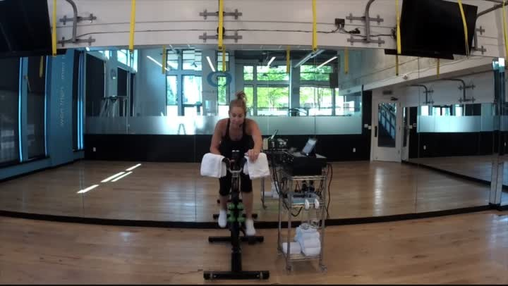 Cycle Endurance 3 - 60 minutes - Ginny