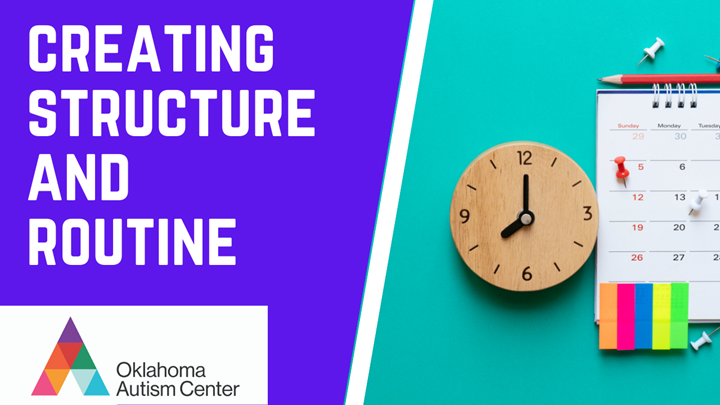 Creating Structure and Routines