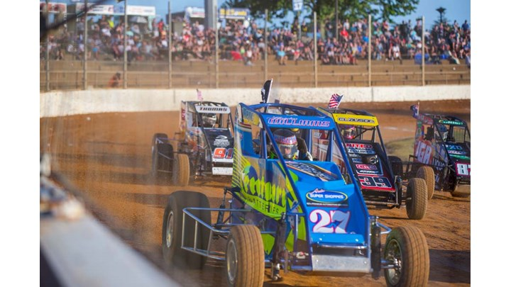 26-12-2016 United Truck Parts International Midget Series