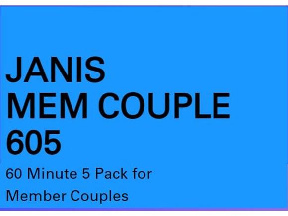 Janis Mem Couple 605