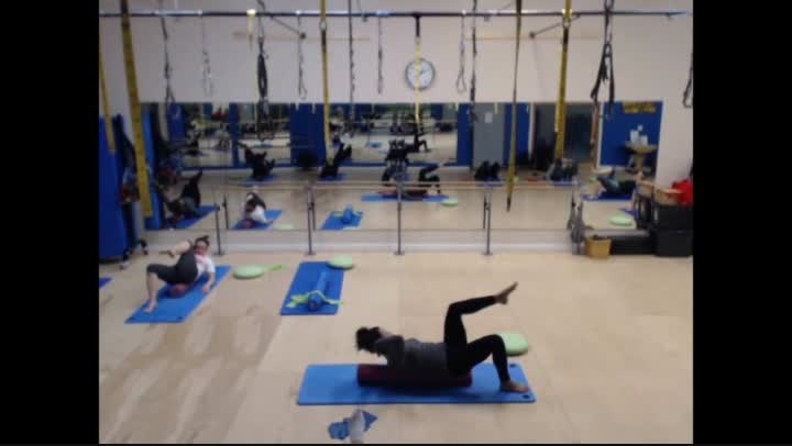 Pilates for Scoliosis 1.1