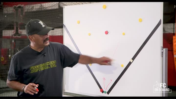 How To Score Runs - Moving The Runner From Second To Third Base