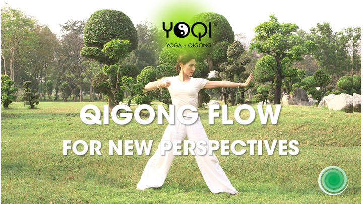 QIGONG FLOW FOR NEW PERSPECTIVES