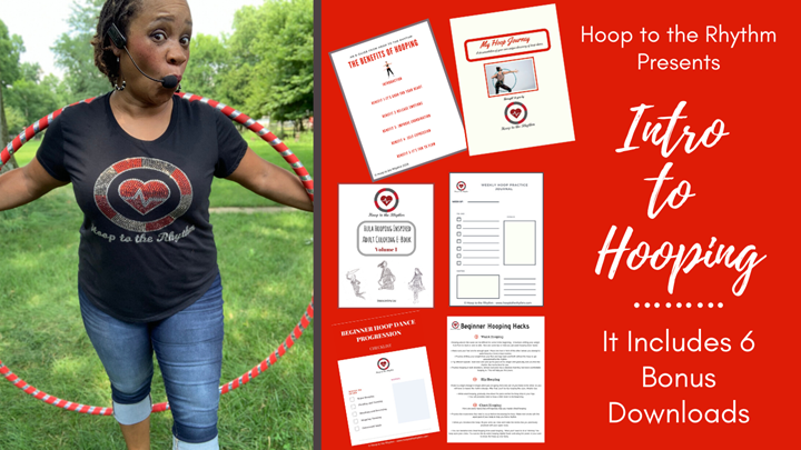 Intro to Hooping Course (Premium) *Includes Bonus Downloads*