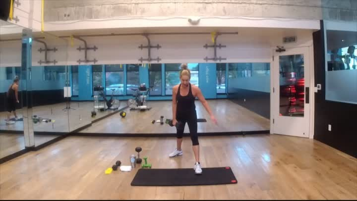 Strength - Full Body 4 - 60 minutes - Ginny