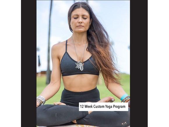 Custom Yoga Program - 12 weeks