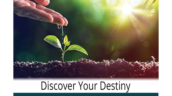 Discover Your Destiny with Candace Long (MBA)