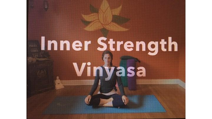 Inner Strength Vinyasa