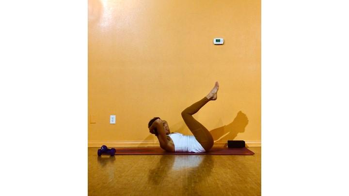 Sculpt Yoga - 45 min