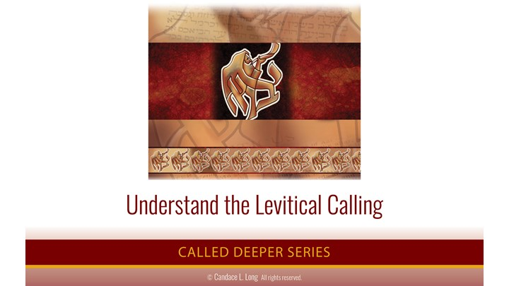 Understand the Levitical Calling