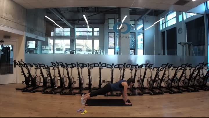 Cycle Barre 1 - 60 minutes  - Julie