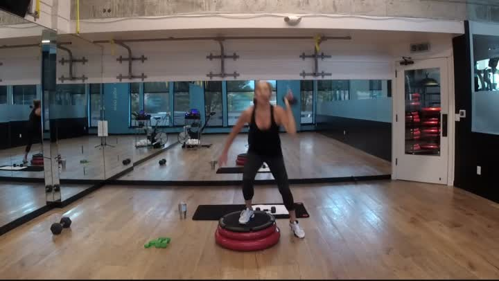 Strength - Full Body 5 - 45 minutes - Ginny