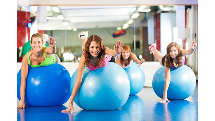 Two Day Free Trial - Stability Ball Workout