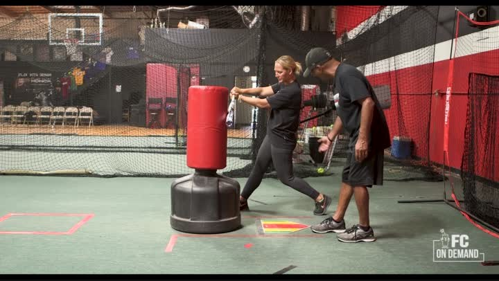 Hitting - Hitting The Punching Bag