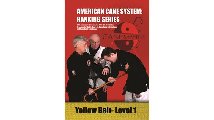 American Cane System: Level 1 (Yellow Belt)