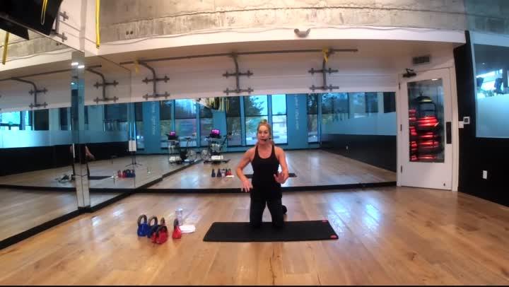 Strength - Full Body 3 - 40 minutes - Ginny