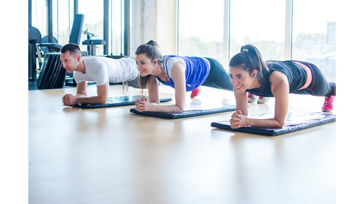 Fitness & Pilates 25 minutes