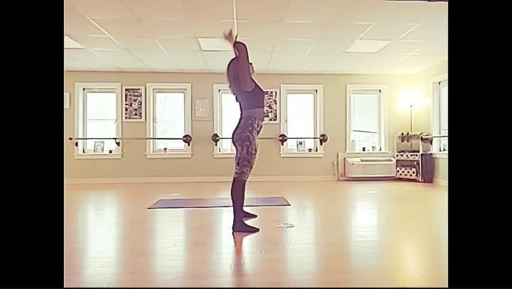 Pilates Groove, Dec 5th