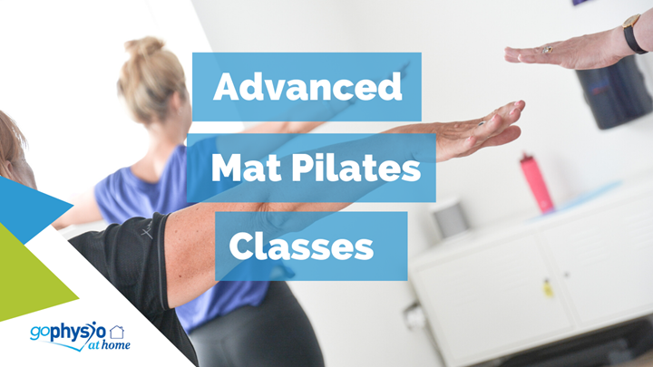 Advanced Mat Pilates Classes