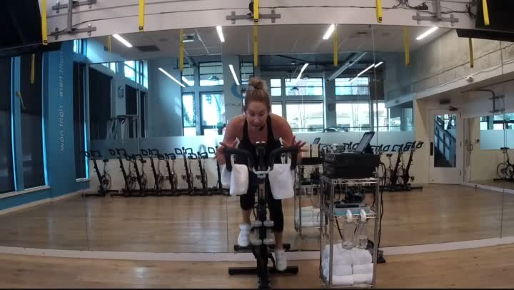 Cycle Interval 2 - 45 minutes - Ginny